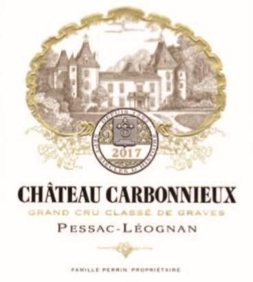 Chateau Chateau Carbonnieux Blanc 2017