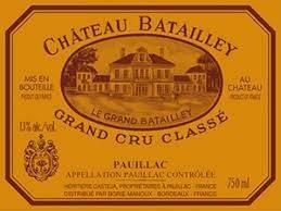 Chateau Batailey 2006